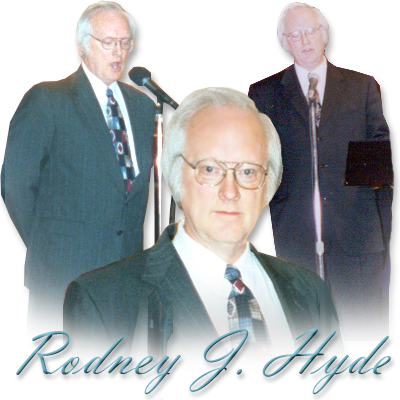 Rodney J. Hyde - Tenor of The Island Singers